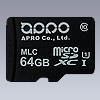 APRO製 産業機器向けmicroSD PANHES-Fシリーズ